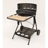 SEVILLA Barbecue fonte avec soufflerie Turbomagic