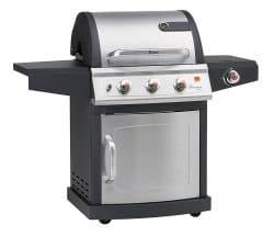 Landmann - 12652 - Barbecue Gaz Miton Inox