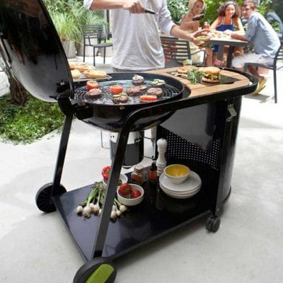 charcoal barbecue dangers